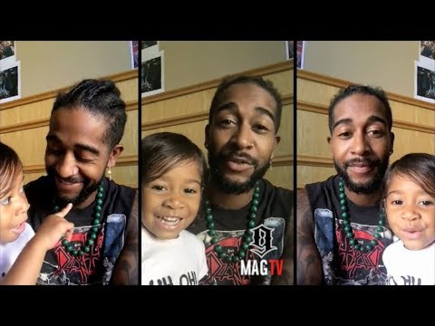 Omarion Daughter Is