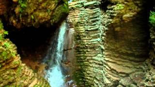 Водопады Краснодарского края.Майкоп.