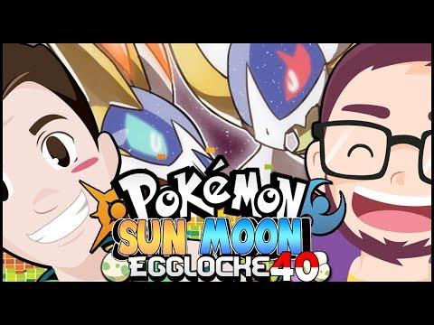 Pokémon Sun & Moon Egglocke - #40 VS SOLGALEO E LUNALA