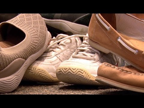 CHI St. Joseph's Health In Park Rapids Launches Shoe Drive thumbnail