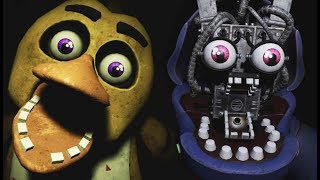 FIXING CHICA & BONNIE!! | Five Nights At Freddy\'s VR: Help Wanted