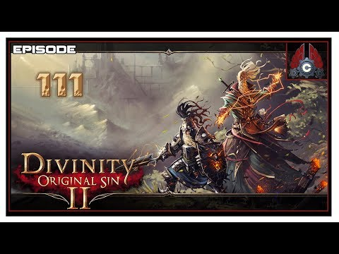 Let's Play Divinity: Original Sin 2 (Tactician Difficulty) With CohhCarnage - Episode 111