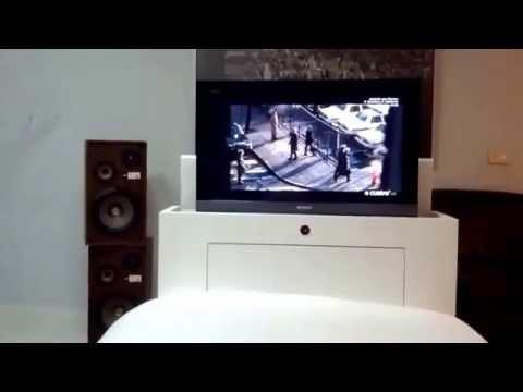 Mueble tv a medida youtube - Mueble televisor ikea ...