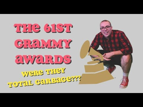 61st Grammy Awards Recap and Reaction!