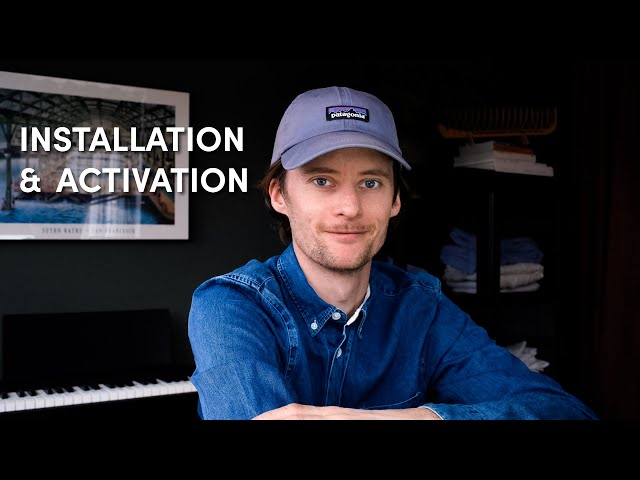 Installation and activation