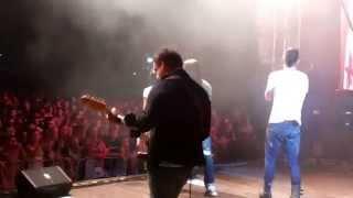 Sumptuastic Niepotrzebni - backstage
