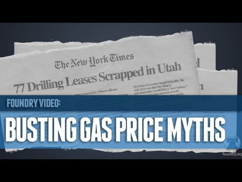 Busting Gas Price Myths