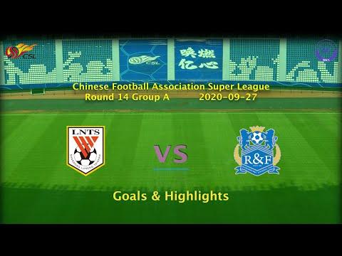 Shandong Luneng Guangzhou R&F Goals And Highlights