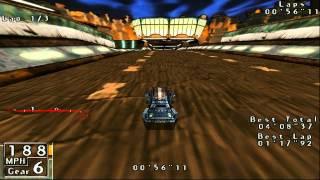 "POD - BELTANE Shortcut - Fast Lap (1'01""31) (Planet of Death) WR"