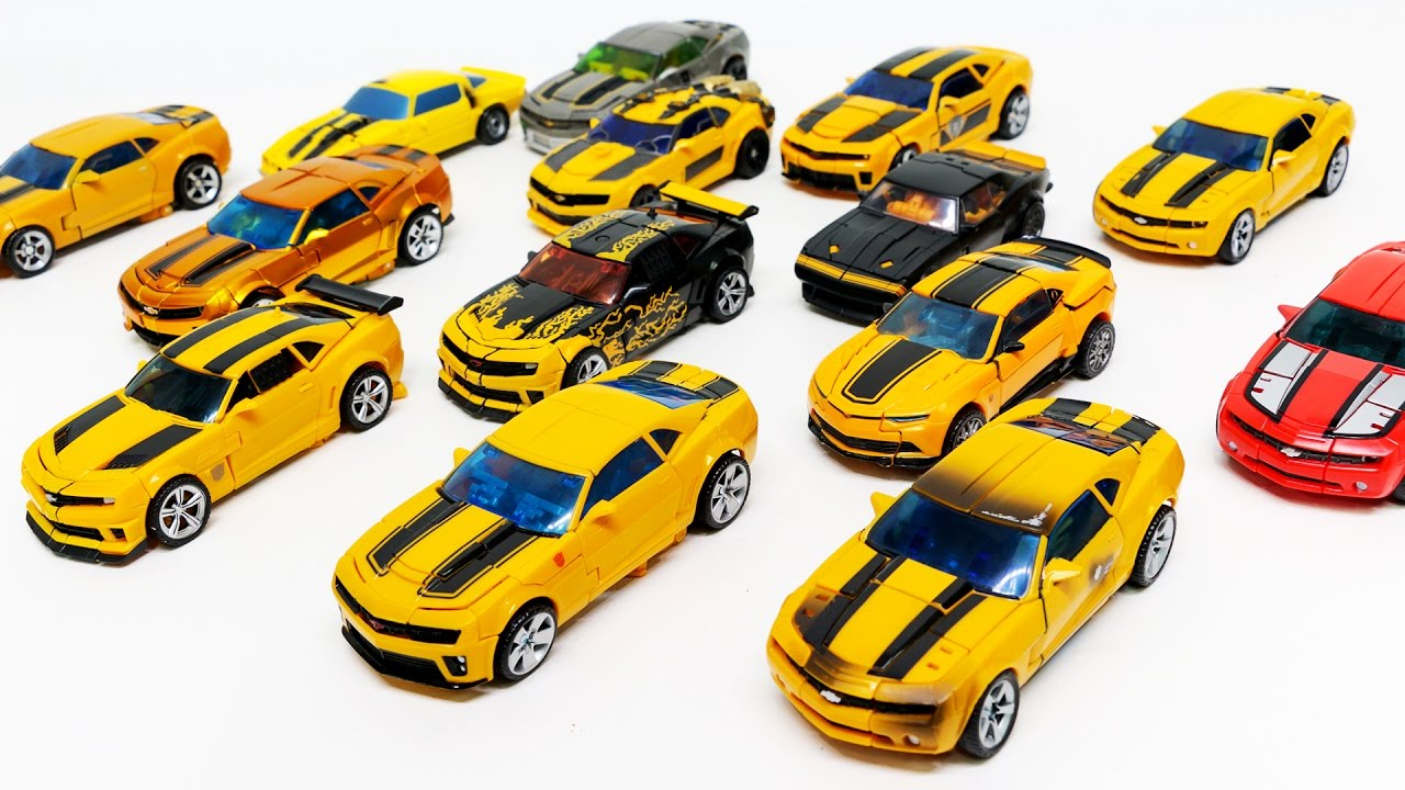 transformers movie deluxe class bumblebee and clifejumper