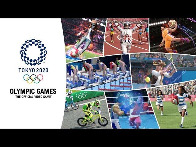 Olympic Games Tokyo 2020 (видео)