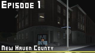 ROBLOX | LANDER POLICE DEPARTMENT | NEW HAVEN COUNTY EPISODE 1