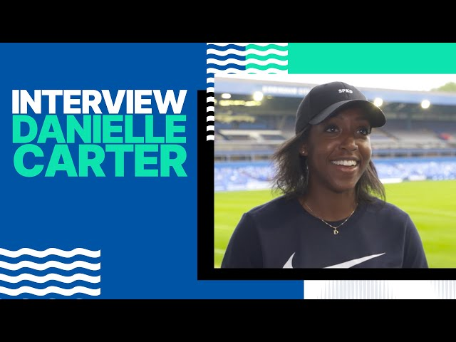 Danielle Carter: Of Course I Meant It!