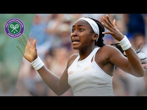 Coco Gauff vs Polona Hercog | Wimbledon 2019 | Full Match
