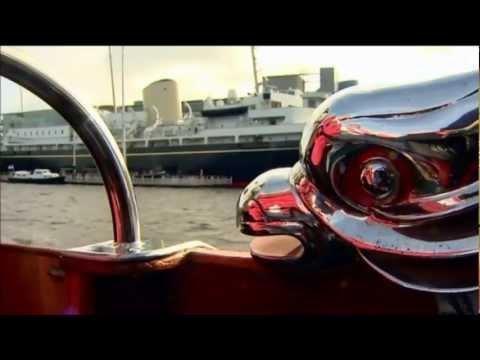 HMY Britannia Barge - Diamond Jubilee Pageant Role