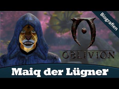 M'aiq der Lügner | Alle Zitate aus Oblivion mit Erklärung