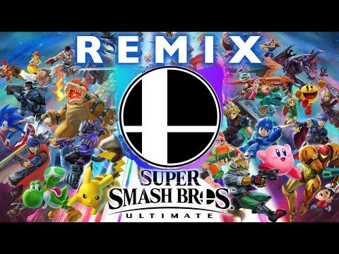 Super Smash Bros. Ultimate Remix thumbnail