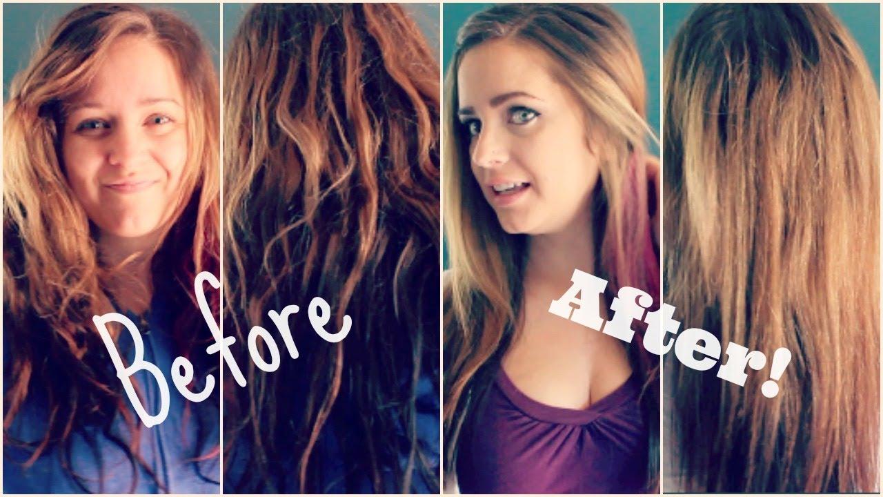 DIY: Coconut Oil Hair Mask - YouTube