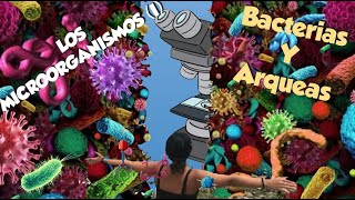 Microbiología (Parte I) - Introducción a la microbiología. Bacterias y Arqueas