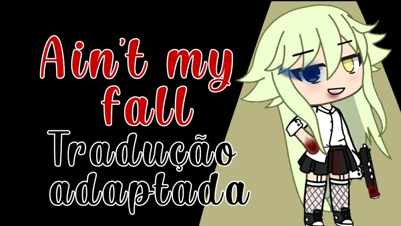Aint my Fault || GLMV || (changed my oc 🥺😅😅) - YouTube