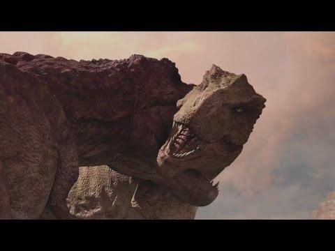 Tyrannosaurus Rex vs Tarbosaurus Bataar