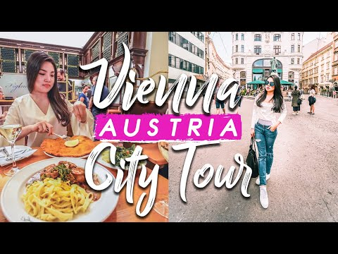 FORGOT MY iPHONE IN VIENNA | EUROPE TRAVEL & FOOD VLOG 2018