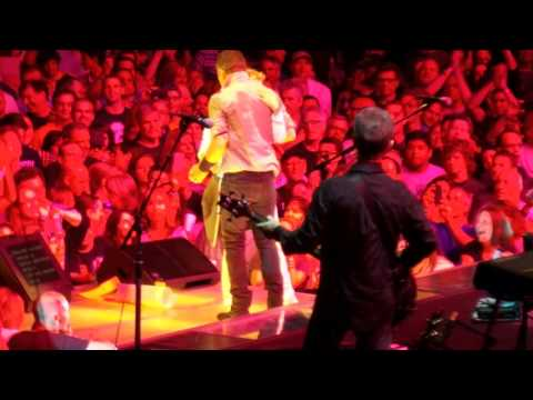Bruce Springsteen/ Save The Last Dance For Me / Better Days Albany , NY May 13, 2014