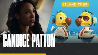 Candice Patton's Humble Island Tour - Animal Crossing: New Horizons