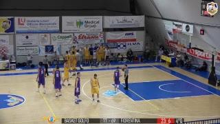 Asd Pall Piombino Vs All Food Fiorentina Basket Firenze