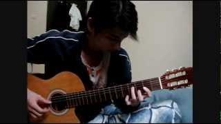 Akustik Gitar - Kunci Dasar D 05 (Latihan Dengan Lagu)