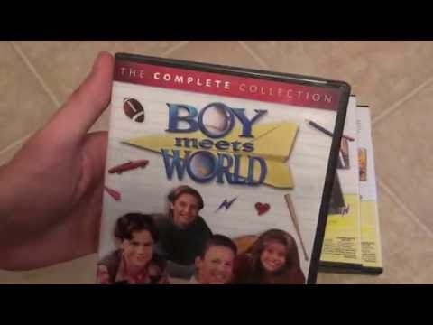 Boy Meets World The Complete Series DVD Unboxing