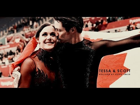 Tessa & Scott || to the touch