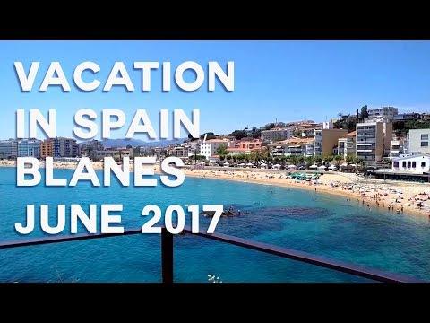 BLANES, COSTA BRAVA, SPAIN | June 2017
