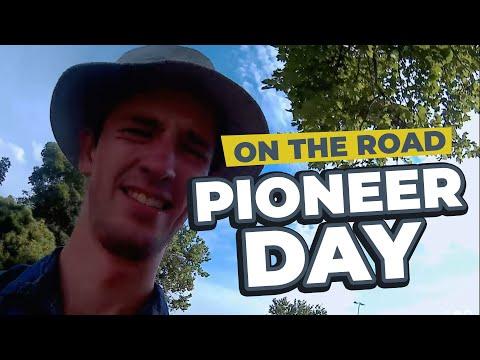 Most EPIC Mormon Pioneer Day Trek