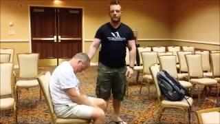 Learn to Hypnotise - Handshake Interrupt Rapid Induction Hypnosis
