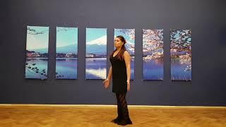 Видеоуроки по базе танца живота от Лейлы Адоры. Урок 11