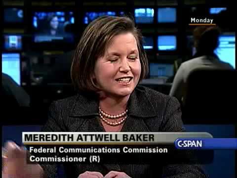 The Communicators: FCC Commissioner Baker