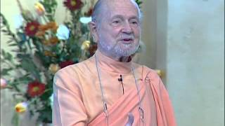 """""""What is the Best Way to Pray?"""" - Swami Kriyananda - October 27, 2002 - Ananda Palo Alto"""