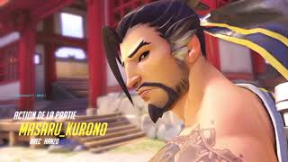 Overwatch Hanzo Shimada play of the Game