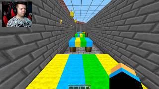 Minecraft Mapki od Widzów #79 - CIEKAWA PROSTA MAPA :)