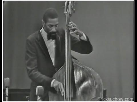 Miles Davis Quintet feat. Ron Carter solo live '64