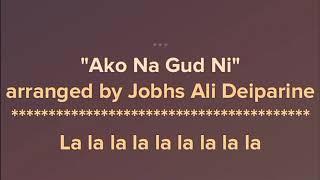 Ako na Gud ni Karaoke by MAX SURBAN (No vocal)