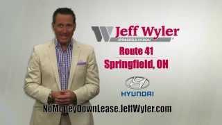 Jeff Wyler Springfield Hyundai Elantra Sonata Specials Fairfield OH Cincinnati