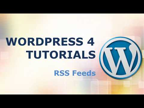 RSS FEEDS AGGREGATOR website - WP Wordpress Course & tutorial #6