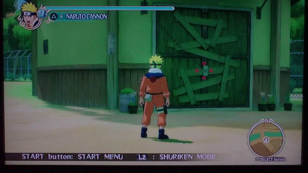 Naruto Shippuden Ultimate Ninja Storm Legacy
