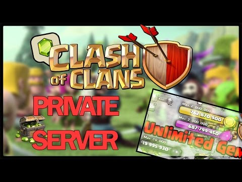 Clash Of Clans Hack | Private Server | Download |