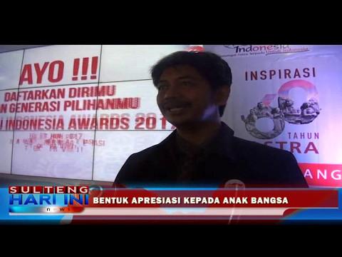PT. Astra international Persembahkan ' Satu Indonesia Awards 2017 '