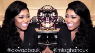 MISS GHANA UK 2015 BEHIND THE SCENES