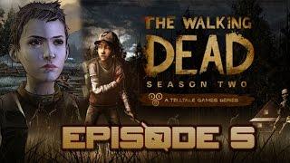 The Walking Dead Season 2 - Episode 5 (FULL) - The Jane Ending (No Commentary)