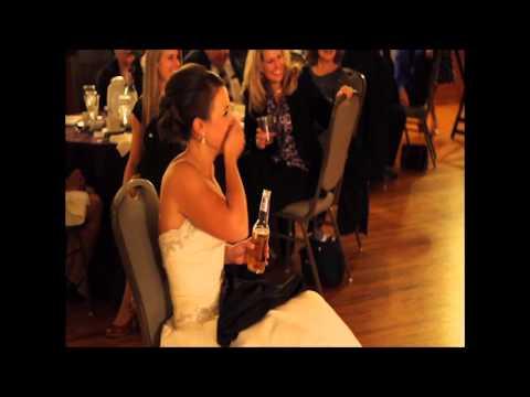 Lindemulder Wedding   Justin Bieber Surprise Reception Performance